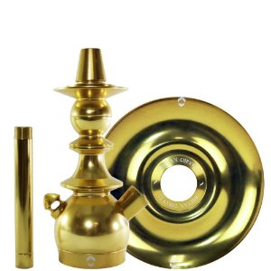 Kit Stem Kini Colors + Prato Sultan Curvyzz - Dourado