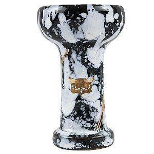 Rosh Queimador Enigmata K2 - Preto com branco