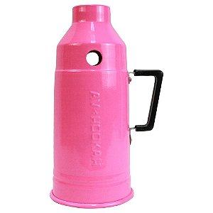 Abafador para Narguile  Av Hookah - Rosa Pink Fosco
