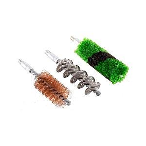 Escovas de limpeza para espingarda 12GA ou 20GA - Aurok