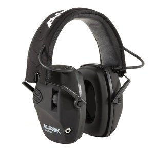 Abafador eletrônico Whisper preto - Aurok