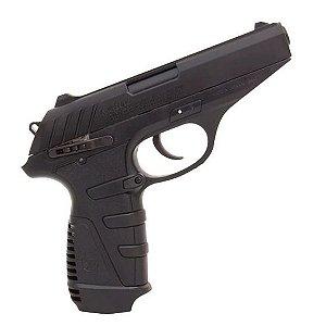 Pistola de pressão CO2 P-25 com Blowback, slide em metal Gamo - 4,5mm