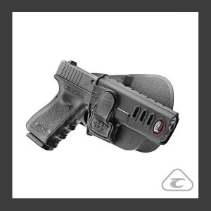 Coldre GL CH Glock 17, 19, 19x, 45, 25, 31, 32, 35 - Fobus