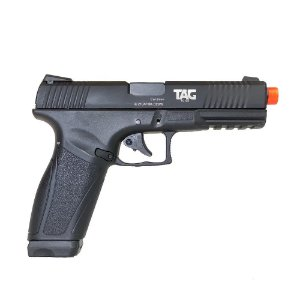 Pistola Airsoft Z1 Cap BK - Tag Airgun