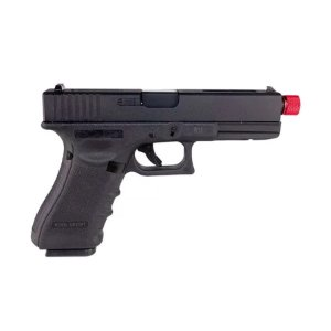 Pistola Airsoft GBB Green Gás Glock R18 Blowback - ROSSI