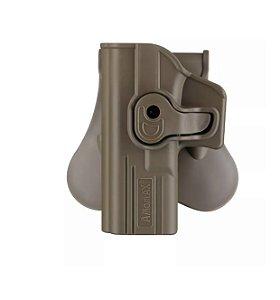 Coldre P/ Pistola Glock G19 G2F - Amomax
