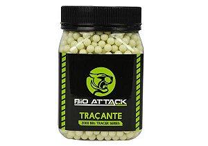 BBs Bio Attack Tracer - 0.25g - Pote com 2000 bolinhas