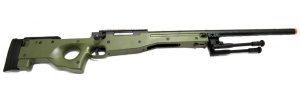 SNIPER AIRSOFT BRAVO MK98 (L96) - VERDE OLIVA (OD)