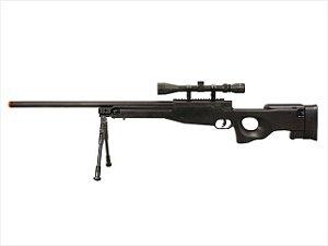 SNIPER AIRSOFT BRAVO MK98 (L96) - BLACK