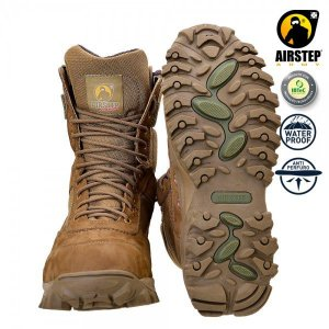 COTURNO TÁTICO 8625-35 AIRSTEP UPON ARMOR WATER PROOF - COYOTE