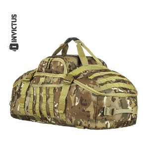MOCHILA / MALA EXPEDITION INVICTUS - CAMUFLADO WARSKIN