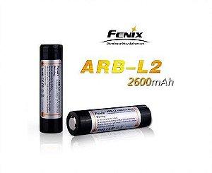 BATERIA ARB L2, 3.6 V, 2600 MAh - FENIX