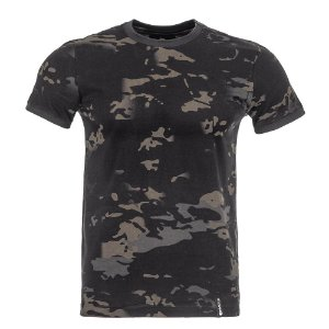 CAMISETA - INVICTUS - MULTICAM BLACK