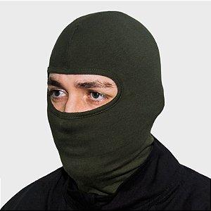 Balaclava Touca Ninja VERDE - Bravo