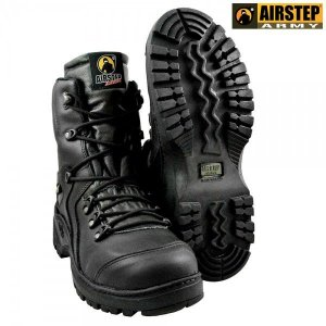 BLACK FRIDAY - BOTA AIRSTEP 8950-1 POLÍCIA CIVIL - BLACK