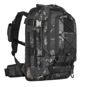 MOCHILA DUSTER INVICTUS - MULTICAM BLACK