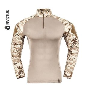 COMBAT SHIRT RAPTOR INVICTUS - DESERT DIGITAL