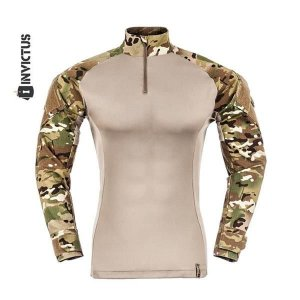 COMBAT SHIRT RAPTOR INVICTUS - MULTICAM
