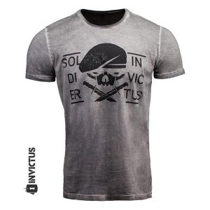 CAMISETA - INVICTUS - CONCEPT KS GRAFITTI