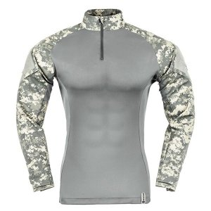 COMBAT SHIRT RAPTOR INVICTUS - DIGITAL ACU