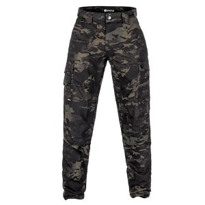 CALÇA TÁTICA GUARDIAN INVICTUS - MULTICAM BLACK