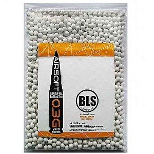 BBs BLS 0,30g Brancas – Pacote com 2000 bolinhas