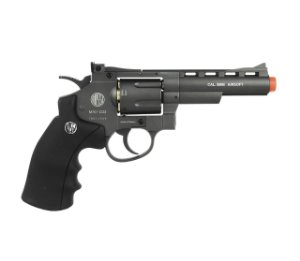 REVÓLVER AIRSOFT CO2 701 FULL METAL 4POL - WINGUN