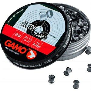 CHUMBINHO GAMO MATCH DIABOLO 5,5MM (250UN)