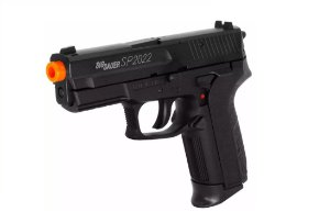 PISTOLA AIRSOFT NBB CO2 SIG SAUER - SWISS ARMS