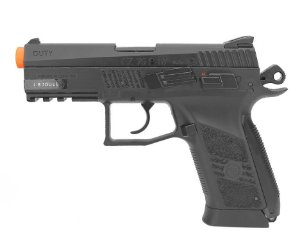 PISTOLA AIRSOFT NBB CO2 CZ 75 P-07 DUTY - ASG