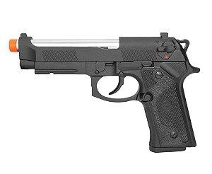 PISTOLA GBB GREEN GÁS M9 A1 BLOWBACK - ASG