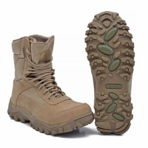 BLACK FRIDAY - COTURNO TÁTICO 8625-35 AIRSTEP UPON ARMOR WATER PROOF - TAN