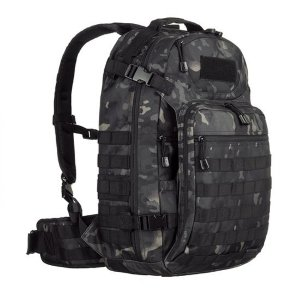 MOCHILA MISSION INVICTUS - MULTICAM BLACK