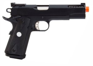 PISTOLA AIRSOFT GBB 1911 R30 BLACK FULL METAL- BLOWBACK  - GREEN GÁS - ARMY ARMAMENT