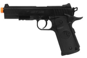 PISTOLA AIRSOFT NBB CO2 1911 STI DUTY ONE - ASG