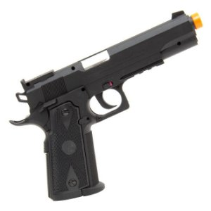 PISTOLA DE AIRSOFT A GÁS CO2 COLT 1911 - CYBERGUN