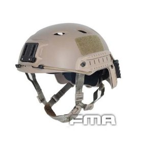 CAPACETE FMA BASE JUMP MILITARY VERSION - TAN