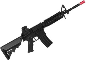 RIFLE AIRSOFT M4A1 CQB LONG 302A FULL METAL - EVO