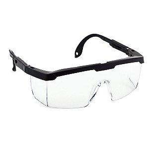Óculos Rio De Janeiro Poli-Fer Incolor Com Ajuste - Valeplast