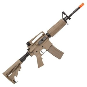 RIFLE AIRSOFT G&G - M4 CM16 CARBINE - TAN