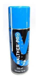 SPRAY DE SILICONE 200ML - WALTHER
