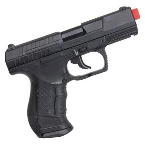 PISTOLA AIRSOFT GBB CO2  WALTHER  P99  BLOWBACK - UMAREX