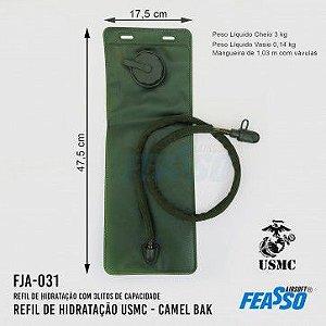 REFIL DE HIDRATAÇÃO FJA-031 VERDE - FEASSO