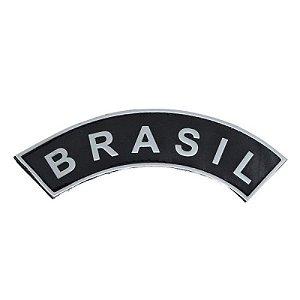 PATCH TARJETA EMBORRACHADA BRASIL  - BÉLICA