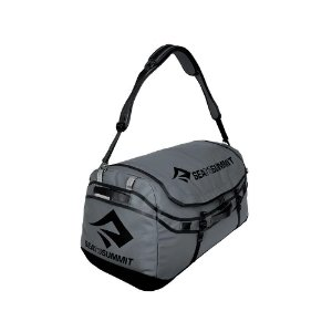 DUFFLE BAG 65 L - SEA TO SUMMIT - CINZA