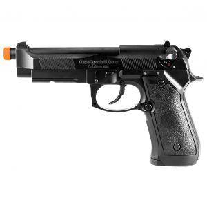 Pistola Airsoft GBB PT92 Green Gás - HFC