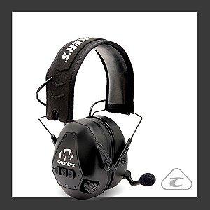 Abafador eletrônico passivo c/ bluetooth e microfone  26 db - Walker's