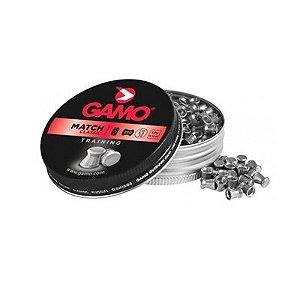 CHUMBINHO GAMO MATCH CLASSIC 5,5MM (250UN)