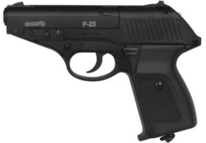 Pistola de Pressão  CO2 P-23 Gamo - 4,5mm