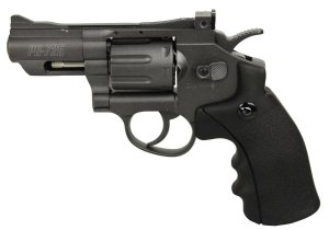 Revólver de Pressão  CO2 PR-725 Gamo Full Metal - 4,5mm